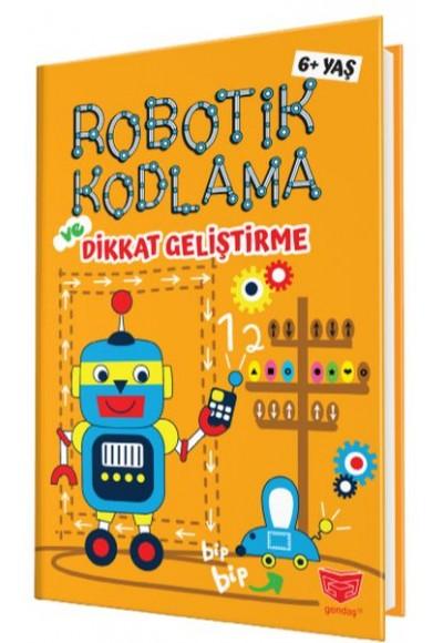 Robotik Kodlama ve Dikkat Geliştirme 6 Yaş