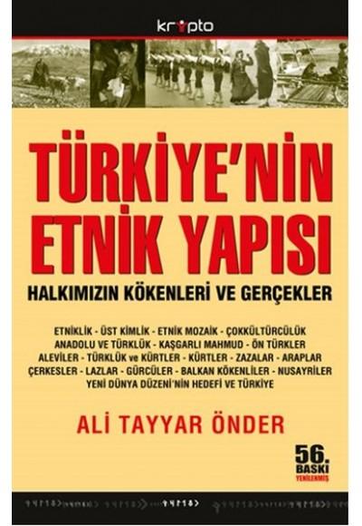 Türkiyenin Etnik Yapısı