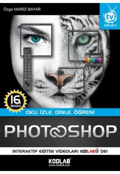 Photoshop CC Oku, İzle, Dinle, Öğren