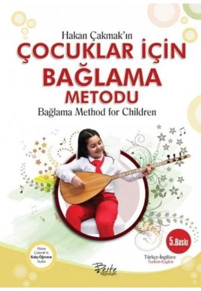 Çocuklar İçin Bağlama Metodu Bağlama Method For Children /Türkçe - İngilizce