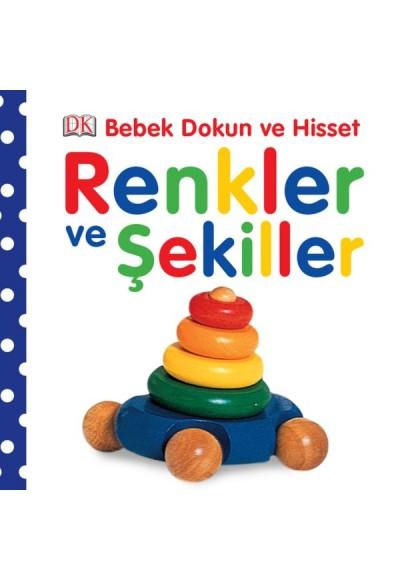 Bebek Dokun ve Hisset Renkler ve Şekiller