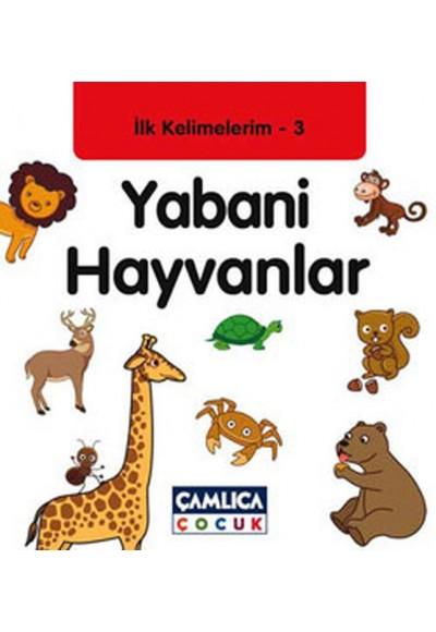 Yabani Hayvanlar İlk Kelimelerim 3