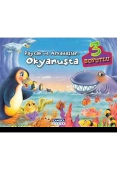 Paytak ve Arkadaşları Okyanusta 3 Boyutlu Kitaplar
