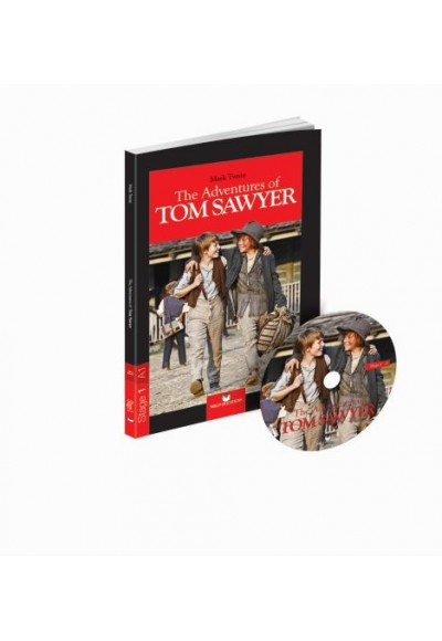 Stage 1 The Adventures of Tom Sawyer CD'li
