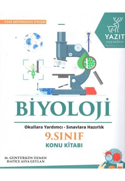 Yazıt 9. Sınıf Biyoloji Konu Kitabı (YENİ)