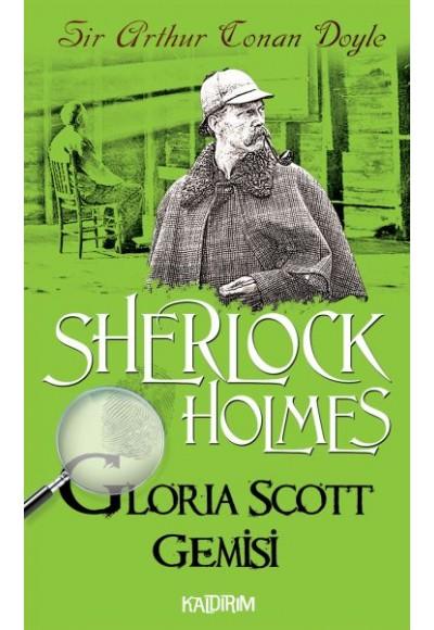Sherlock Holmes Gloria Scott Gemisi