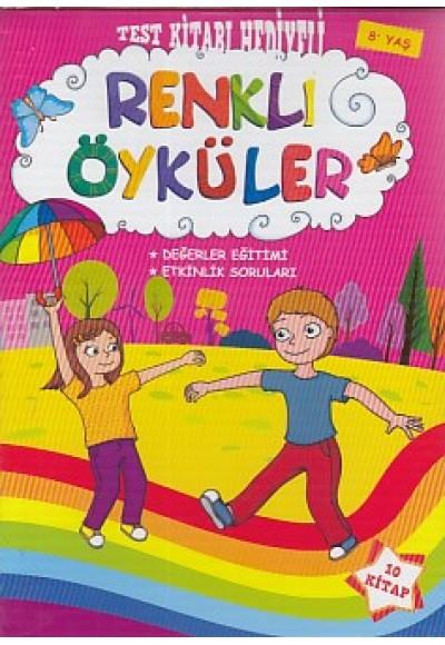 Renkli Öyküler Dizisi 10 Kitap Takım