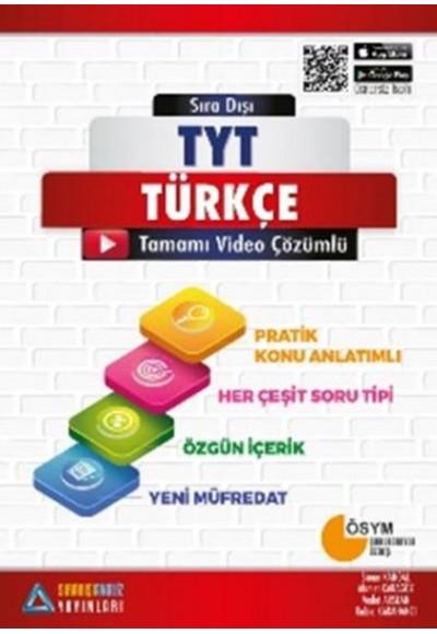 Sıradışıanaliz TYT Türkçe Tamamı Çözümlü Soru Bankası (Yeni)
