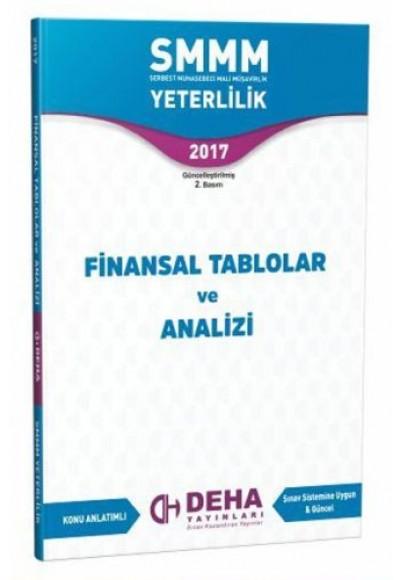 SMMM Yeterlilik Finansal Tablolar Analizi