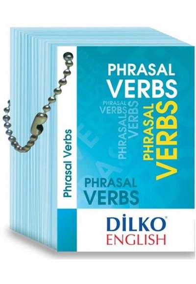 Dilko Phrasal Verbs Kelime Kartı
