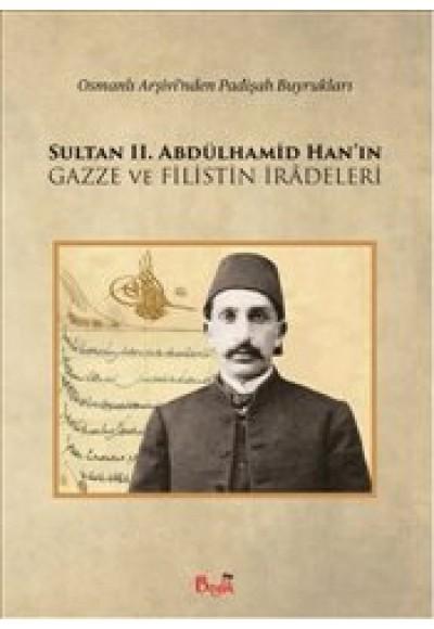 Sultan II. Abdülhamid ve Filistin