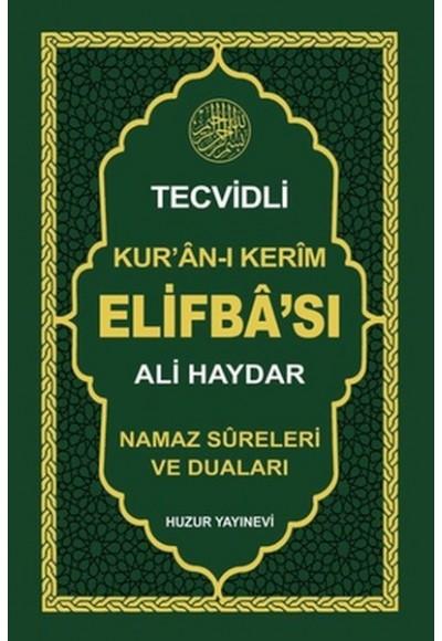 Tecvidli Kuran ı Kerim Elifbası