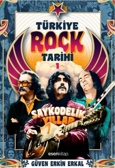 Türkiye Rock Tarihi 1 Saykodelik Yıllar