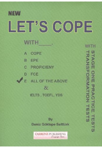 New Lets Cope - With Stage One Practice Tests Transformation Tests