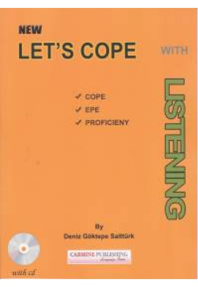 New Lets Cope - With Listening (CDli)