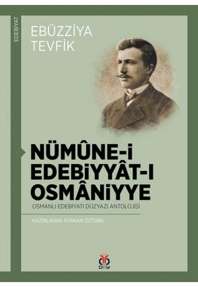 Nümune-i Edebiyyat-ı Osmaniyye  Osmanlı Edebiyatı Düzyazı Antolojisi