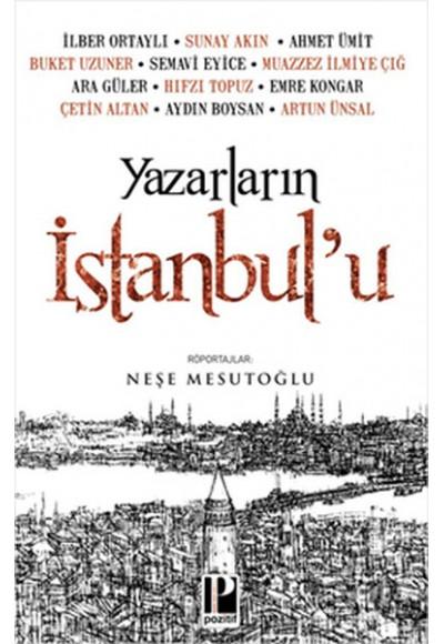 Yazarların İstanbulu