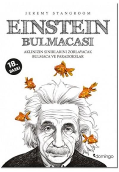 Einstein Bulmacası  Aklınızın Sınırlarını Zorlayacak Bulmaca ve Paradokslar