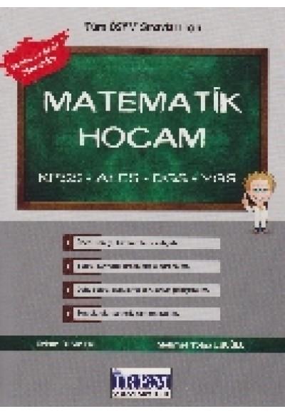 Tüm ÖSYM Sınavları İçin Matematik Hocam  KPSS-ALES-DGS-YGS
