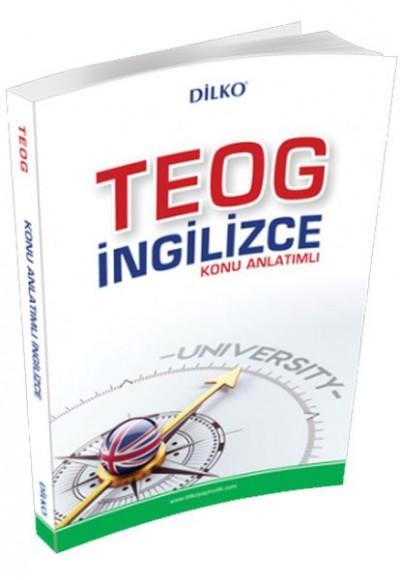 Dilko TEOG İngilizce Konu Anlatımlı