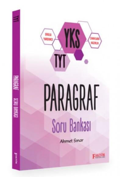 Faktör YKS TYT Paragraf Soru Bankası