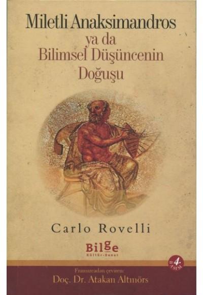 Miletli Anaksimandros ya da Bilimsel Düşüncenin Doğuşu
