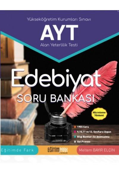 Eğitim Park AYT Edebiyat Soru Bankası 59,00 TL İADESİZ