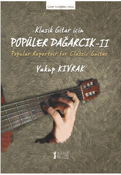 Klasik Gitar İçin Popüler Dağarcık 2