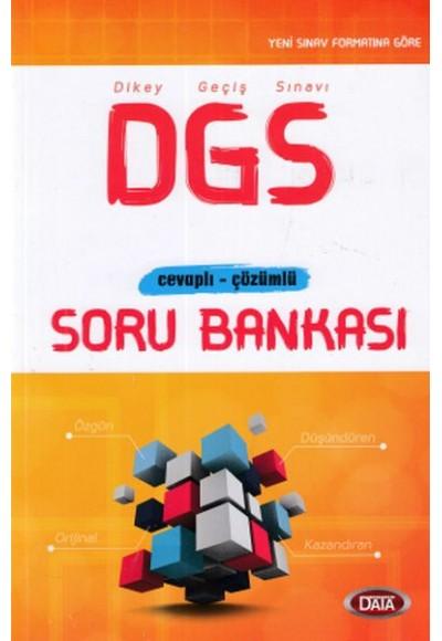 Data DGS Cevaplı Çözümlü Soru Bankası Yeni