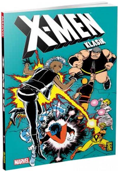 X Men Klasik 07