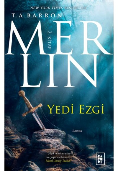 Merlin 2. Kitap Yedi Ezgi