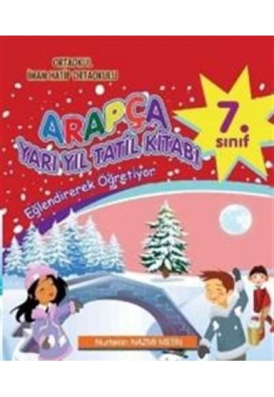 Arapça 7. Sınıf Yarıyıl Tatil Kitabı