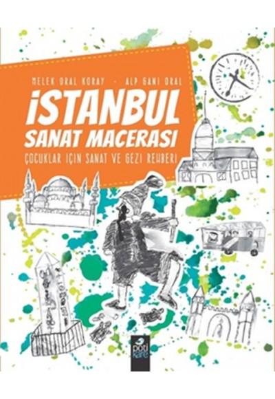 İstanbul Sanat Macerası Çocuklar İçin Sanat ve Gezi Rehberi