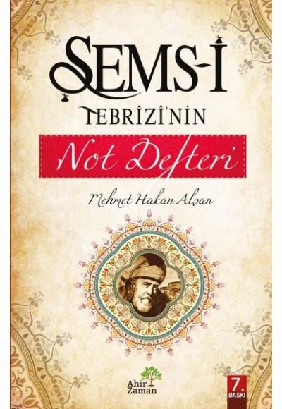Şems i Tebrizinin Not Defteri