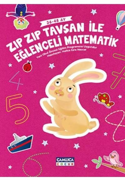 Zıpzıp Tavşan İle Eğlenceli Matematik 36 48 Ay