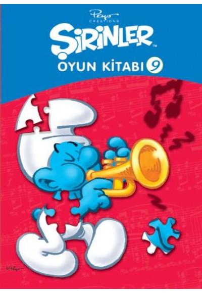 Şirinler Oyun Kitabı 9
