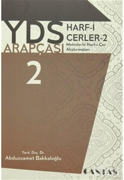 YDS Arapçası Harf i Cerler 2 Metinlerle Harf i Cer