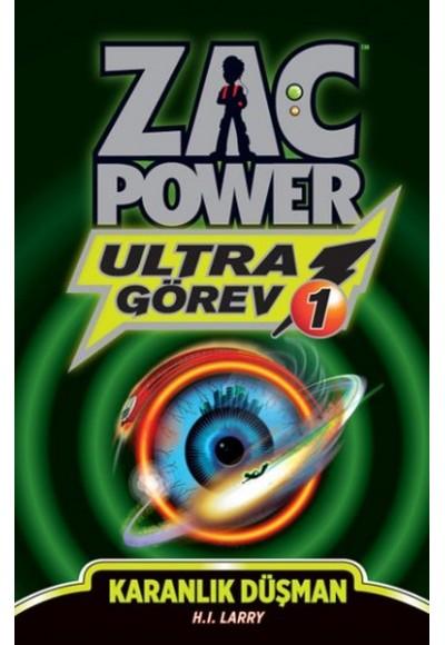 Zac Power Ultra Görev 1 Karanlık Düşman