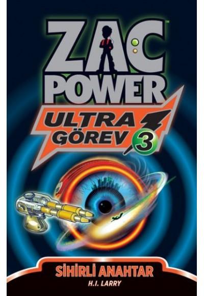 Zac Power Ultra Görev 3 Sihirli Anahtar