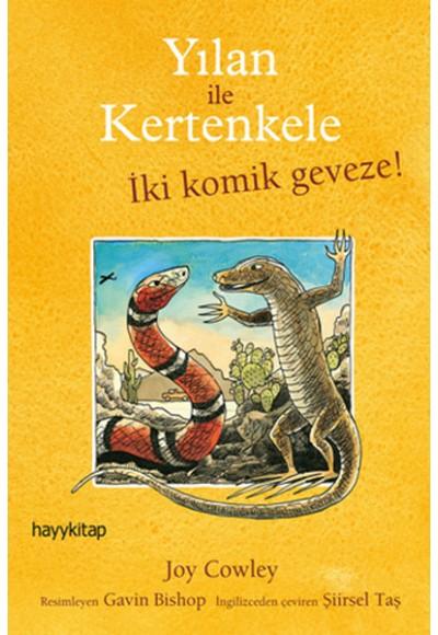 Yılan ile Kertenkele İki Komik Geveze