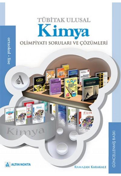Tübitak Ulusal Kimya Olimpiyatı Soruları ve Çözümleri 1999 2014