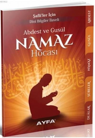 Abdest ve Gusül Namaz Hocası Çanta Boy Ayfa 068