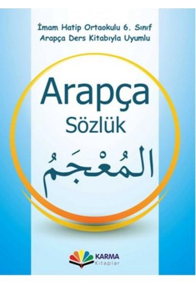 İmam Hatip Ortaokulu 6.Sınıf Arapça Sözlük