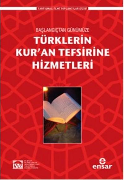 Türklerin Kuran Tefsirine Hizmetleri
