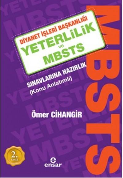 DHBT KPSS'ye Uygun Diyanet İşleri Başkanlığı Yeterlilik Ve Mbsts Sınavlarına Hazırlık Konu Anlatıml