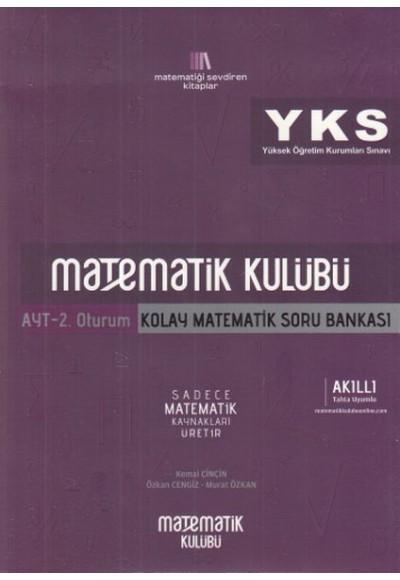 Matematik Kulübü AYT Kolay Matematik Soru Bankası Yeni