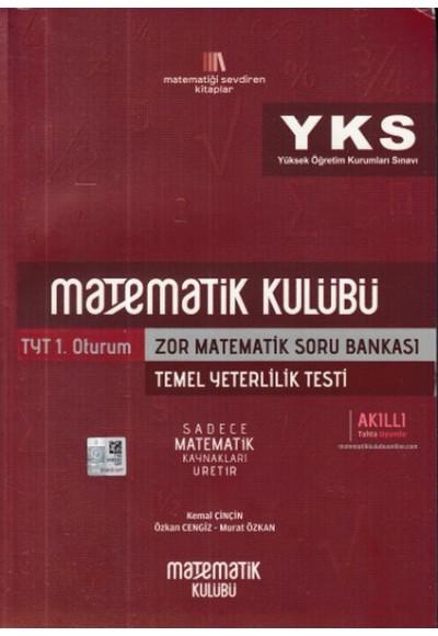 Matematik Kulübü TYT Zor Matematik Soru Bankası Yeni