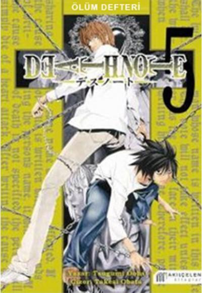 Ölüm Defteri 5 Death Note