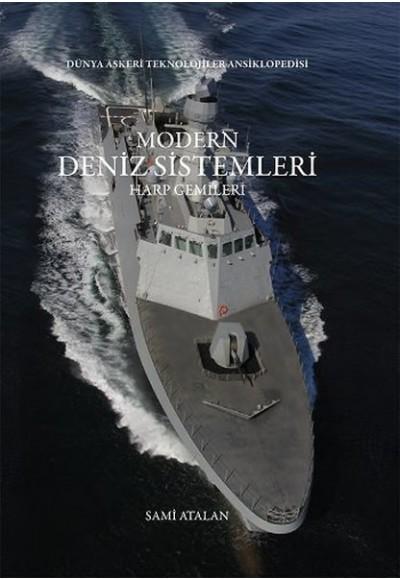 Modern Deniz Sistemleri Harp Gemileri Ciltli