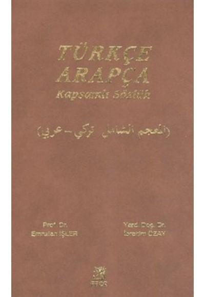Türkçe Arapça Kapsamlı Sözlük